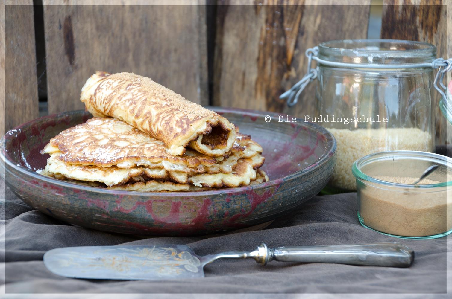 Dinkel-Pfannkuchen